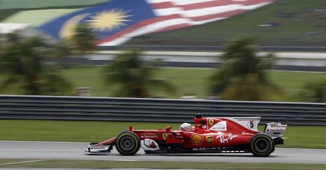 Red Bull's Verstappen wins Malaysian Grand Prix