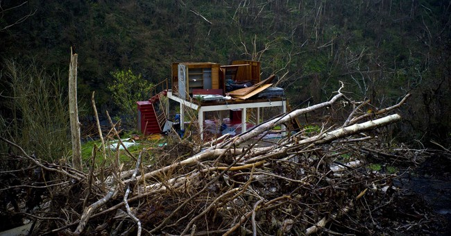 AP PHOTOS: Puerto Rico family lost everything to hurricane