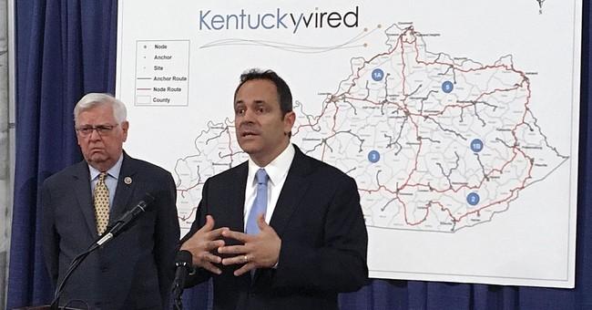 In Appalachia, a public broadband project hits snags