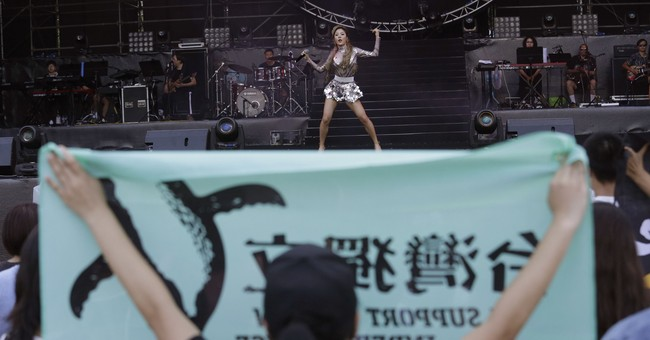 Taiwan concert clash reveals divisions over China's outreach