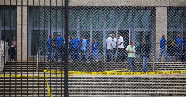 Officials: US to ask Cuba to cut embassy staff by 60 percent