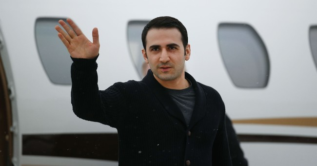 Judge to Iran: Pay $63M to US Marine jailed for 4 years