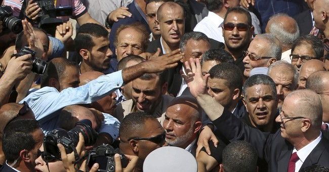 Palestinian leader launches reconciliation push in Gaza
