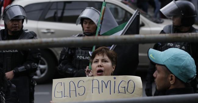 Ecuador's vice president jailed during bribery investigation