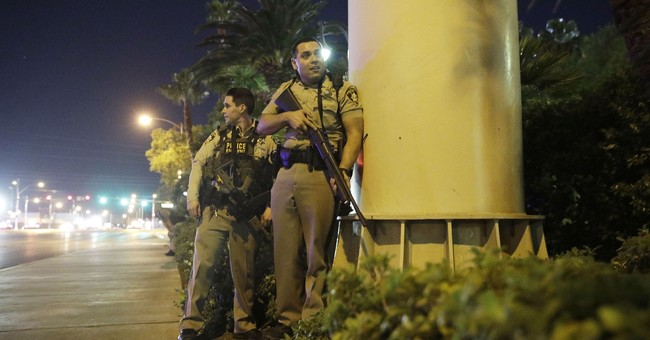 The Latest: Guest next to Vegas gunman's room 'shaken'