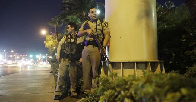 The Latest: Guest next to Vegas gunman's room 'shaken'