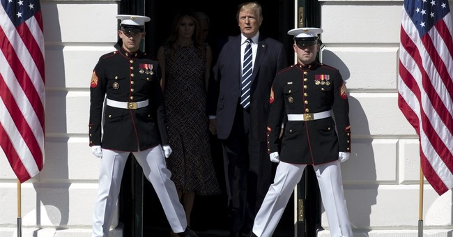 Trump calls Las Vegas shooter 'sick' and 'demented man'