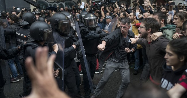 Spain's crackdown on Catalan voters spawns new separatists
