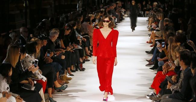 Stella McCartney takes on the '80s at Paris Fashion Week