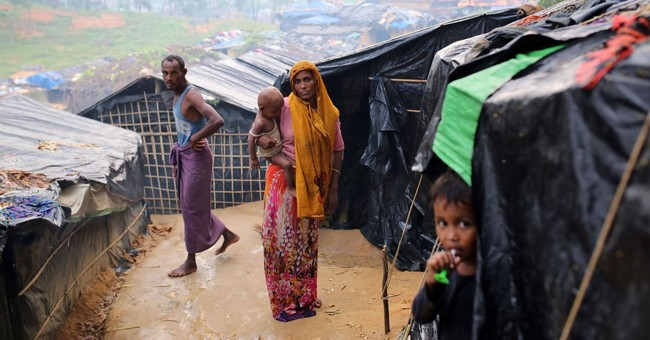 Diplomats who toured Myanmar's Rakhine want access for aid