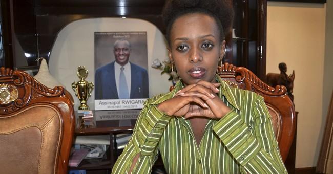 Rwanda opposition figure Rwigara faces insurrection charges