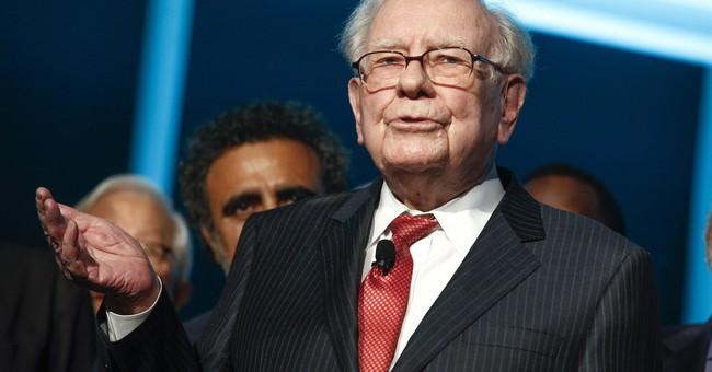 Buffett makes a truck stop, buys big into Pilot Flying J