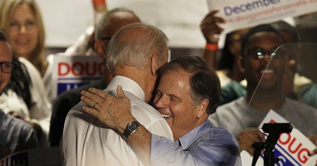 Biden in Alabama to campaign for Democrat Jones for Senate