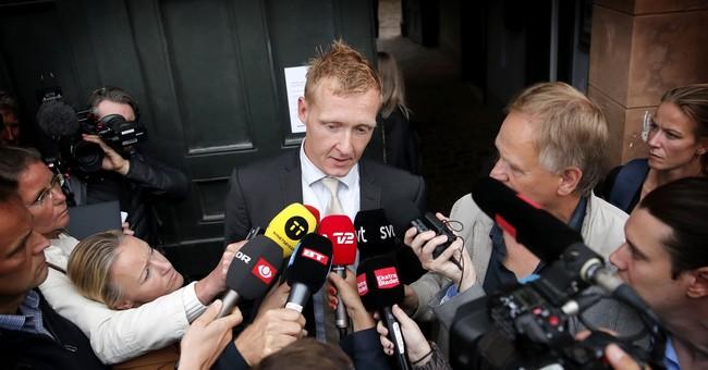 Denmark: Stab wounds found on dead journalist's torso