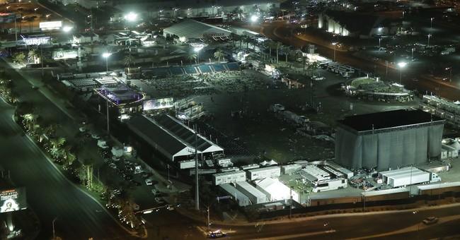 Active shooter reported near Mandalay Bay at Las Vegas