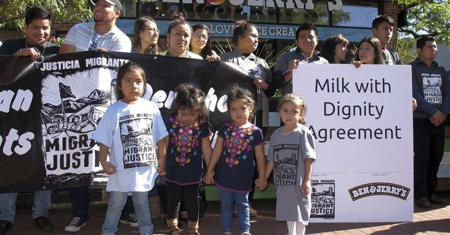 Ben & Jerry's agrees to improve conditions for farmworkers