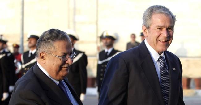 Iraqi Kurdistan receives body of late President Talabani