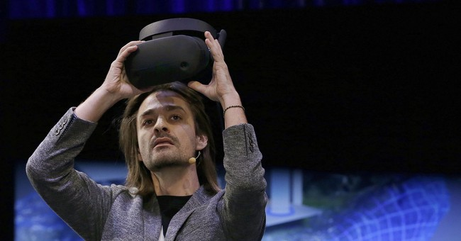 Microsoft dives deeper into 'mixed reality' with VR devices