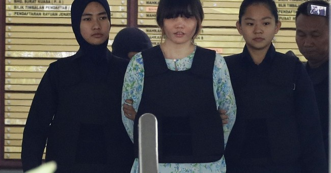 The Latest: VX-tainted samples examined in Malaysia trial