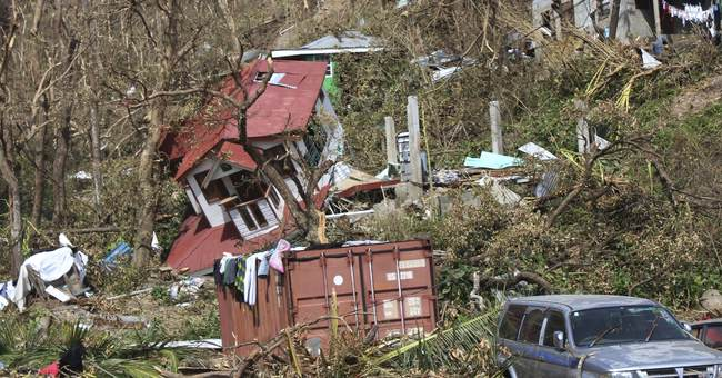 UN chief: Scientists say extreme storms will be 'new normal'