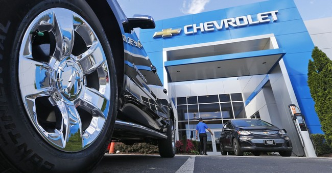 US automakers post first monthly sales gain of year in Sept.