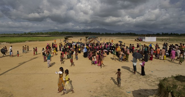 Myanmar takes foreign diplomats into conflict-torn Rakhine