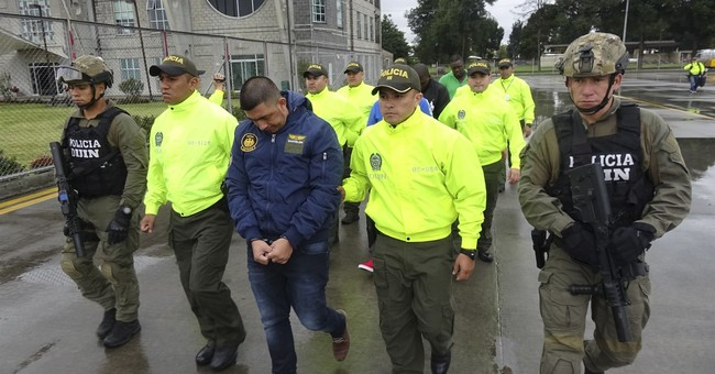 Narco fugitives caught trying to co-opt Colombia peace deal
