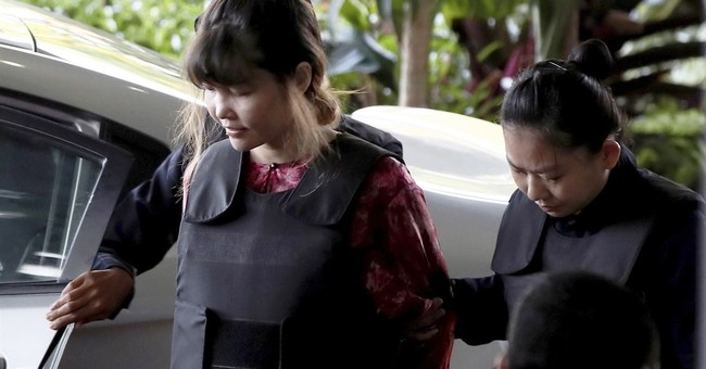 Chemist says VX traces found on both suspects in Kim murder