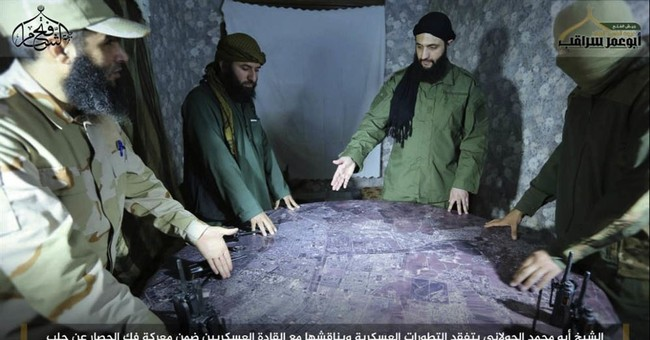 Russia says its airstrikes wounded al-Qaida leader in Syria