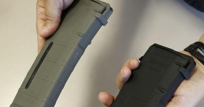 Vegas shooting renews debate on high-capacity ammo magazines