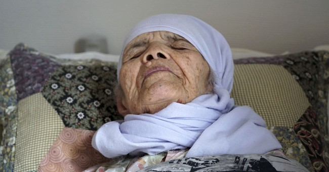 Sweden grants temporary asylum to 106-year-old Afghan woman