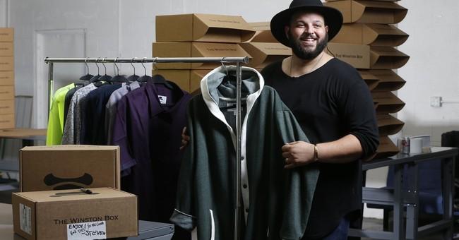 Plus-size for men: Sites offer trendy looks for bigger guys
