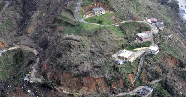 The Latest: White House requests $29B disaster aid package