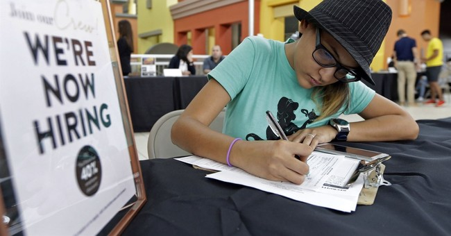 Survey: Hurricanes limit hiring in September to 135,000 jobs