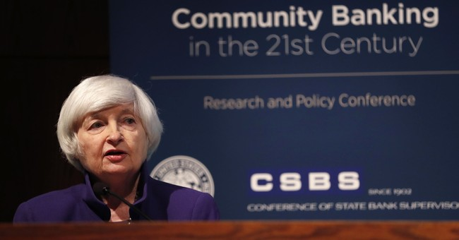 Yellen: Fed committed to easing regulations on smaller banks