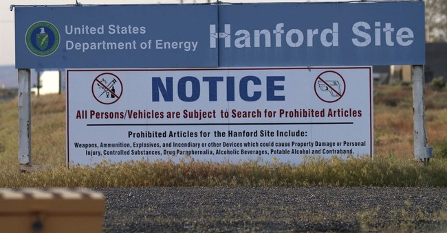 Crews start injecting grout into collapsed Hanford tunnel