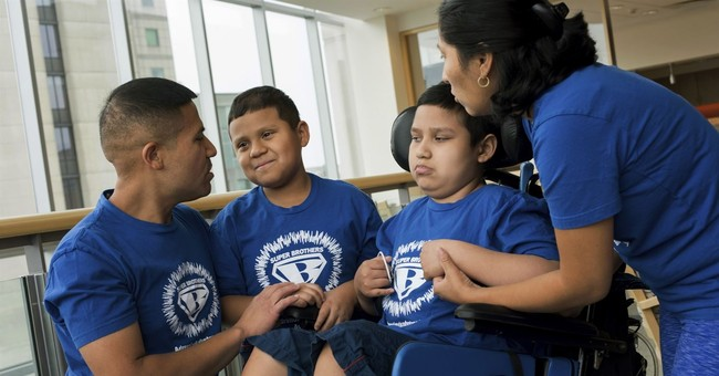 Gene therapy helps boys with 'Lorenzo's Oil' disease