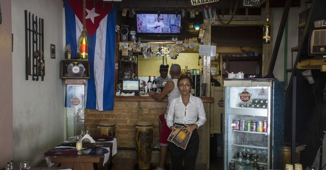 US travel warning troubles Cuba's small-business operators