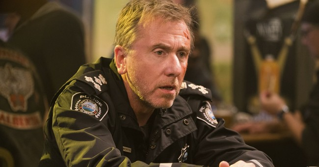 2 sides of Tim Roth on display in his pair of TV projects