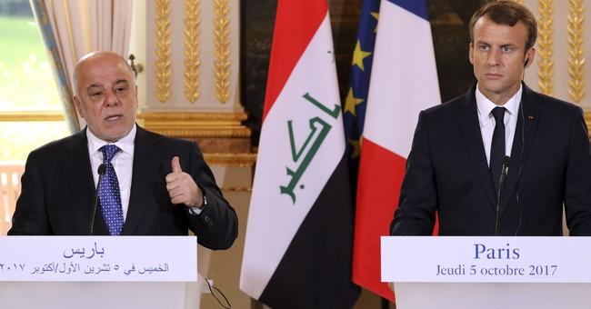 The Latest: Turkey threatens to blockade Iraq's Kurds
