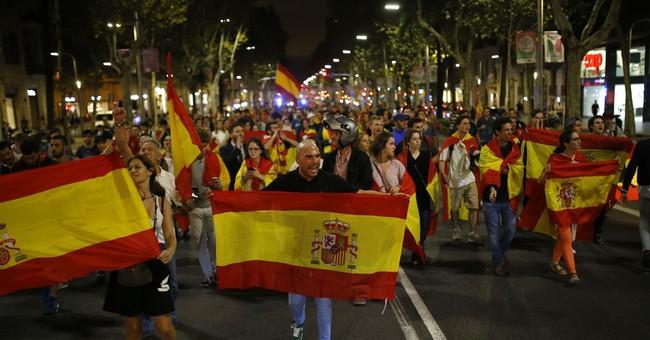 The Latest: Barcelona mayor calls for European mediation