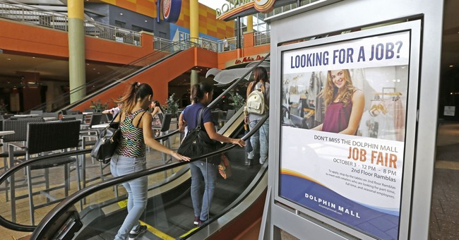 Jobless claims drop 12,000 to 260,000 last week