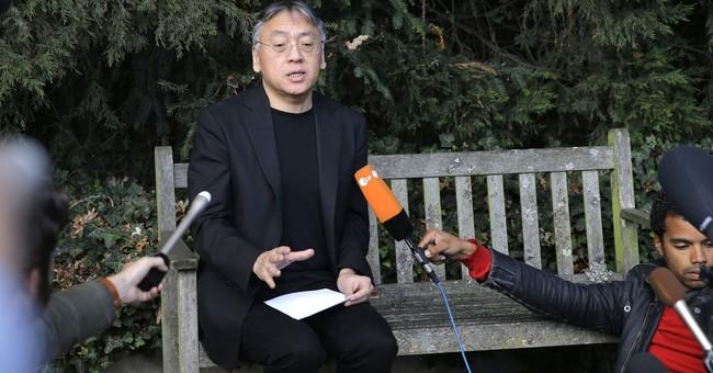 British novelist Kazuo Ishiguro wins Nobel Literature Prize