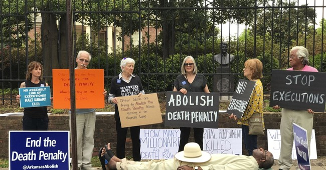 Arkansas judge barred from execution cases sues high court