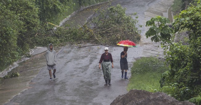 US states declare emergency ahead of Tropical Storm Nate