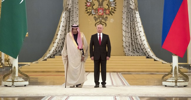 Putin and Saudi king turn the page on decades of tensions