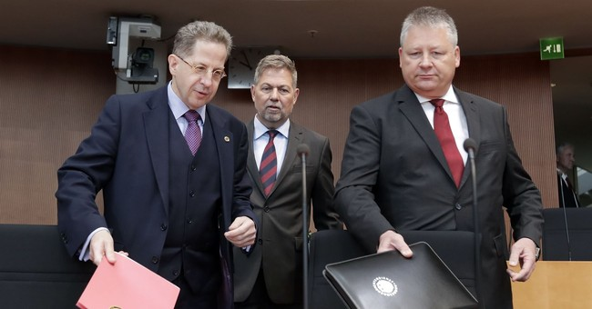 German intelligence heads stress international cooperation