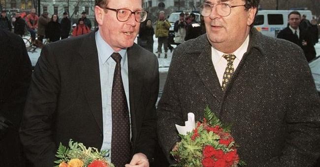 AP PHOTOS: Memorable Nobel Peace Prize winners of the past