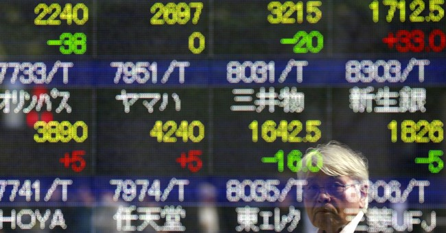 World shares creep higher as Asian holidays stunt trading