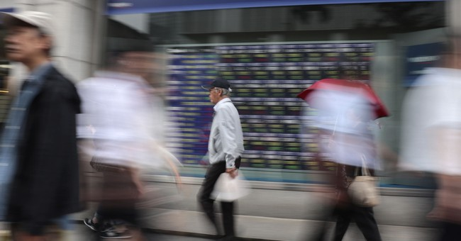 Shares in Asia gain ahead of US jobs report